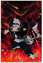 DRAGON VINES Poster de l'animation Black