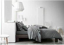 Drap Housse Gris 180x200 201274 - C Design Home