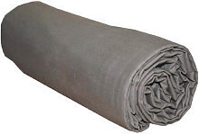 Drap-housse king size anthracite, Dimension taille