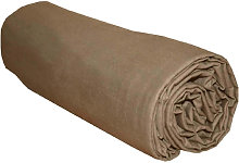 Drap-housse king size taupe, Dimension taille -