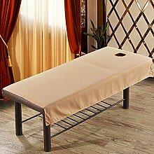 Drap Lit Massage Cosmétique Spa Salon Machine