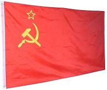 Drapeau de l'union soviétique, grande taille