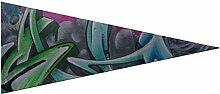 Drapeau Extérieur Décorations Graffiti Image Art