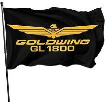 Drapeau Goldwing Gl 2021, impression 3d