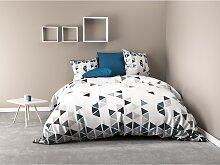 Draps plat Blanc 300x240 10050 - C Design Home