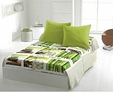 Draps plat Blanc 300x240 C Design Home Textile