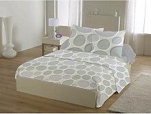 Draps plat Bleu 240x300 60309 - C Design Home