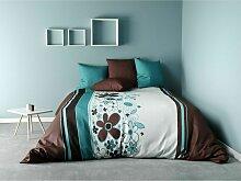 Draps plat Bleu 240x300 61858 - C Design Home