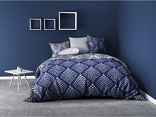 Draps plat Bleu 240x300 858056 - C Design Home