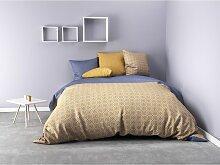 Draps plat Jaune 300x240 858046 - C Design Home