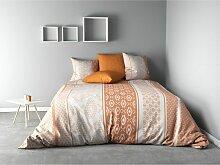 Draps plat Orange 240x300 61789 - C Design Home