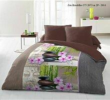 Draps plat Rose 240x300 60657 - C Design Home