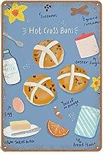 Dreacoss Recette de chignons Hot Cross -