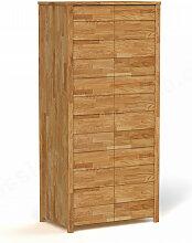 Dressing en bois , 2 portes avec penderie, Gamme