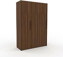 Dressing - Noyer, design, armoire penderie pour