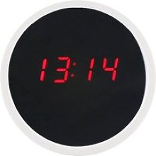 Drfeify Horloge Réveil de table de bureau de