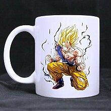 Drôle Dragon Ball Z 11 Oz Tasse À Café Tasse À