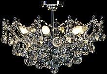 Dst lustre moderne en cristal