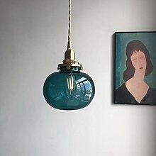 DSYADT Luminaire Suspendu Moderne avec Boule de