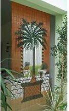 Dubai Rideau de porte en bambou Env 90 x 200 cm260