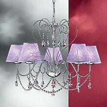 Due P Illuminazione - Lustre dp-2553 e14 33w