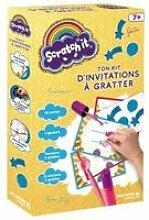 Dujardin loisirs creatifs scratch it kit