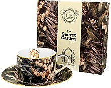 Duo Collection Secret Garden - Tasse et soucoupe