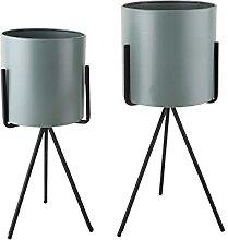 Duo de Cache-Pot Pedestal XL - Ver