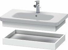 Duravit Durastyle meuble bas ouvert 73x44.8x8.4cm