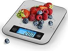 Duronic KS1007 Balance de cuisine | Capacité de