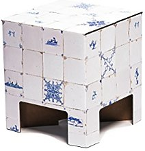 Dutch Design Brand Design Chair Tabouret, Carton,