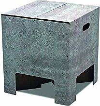 Dutch Design Tabouret en Carton Concrete 30 x 30 x