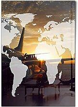 DV design 1 x Poster A1 – Carte du monde en