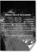 DV DESIGN 1 x Poster A3 – BW – Tableau
