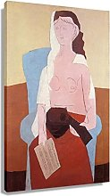 Dvbhd Murale Decoratif Peinture Pablo Picasso