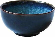 DWhui 2pc Bowl Céramique Céramique Porridge Bowl