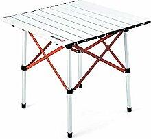 DX Table Pliable Tableau en Aluminium extérieur