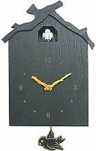 DXENXPG Horloges à Coucou Horloge Murale de