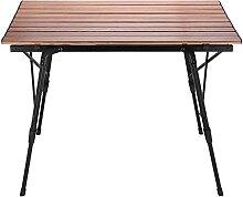 DXIN Table Pliante Jardin Set, Table De Jardin