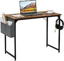 DYBITS Petit bureau d'ordinateur avec sac de