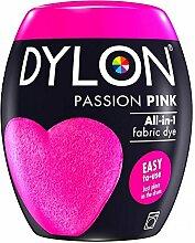 Dylon Teinture textile machine Rose passion