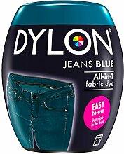 Dylon Teinture Textile pour Machine à Laver, Bleu
