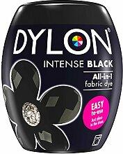 Dylon Teinture Textile pour Machine à Laver, Noir