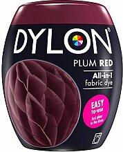 Dylon Teinture Textile pour Machine à Laver, Plum