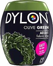 Dylon Teinture Textile pour Machine à Laver, Vert