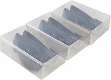 DynaSun 16151 PP368T - Lot de 3 boîtes