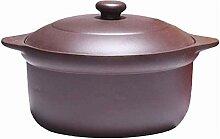 DYXYH Casserole Cocotte soupe au gaz des ménages