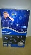 E=M6 5EEX862BC Guirlande 500 LED, Plastique, Blanc