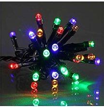 E=M6 5EEX862MC Guirlande 500 LED, Plastique,