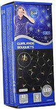 E=M6 5EEX932WW Guirlande Bouquet Fibre Optique 32